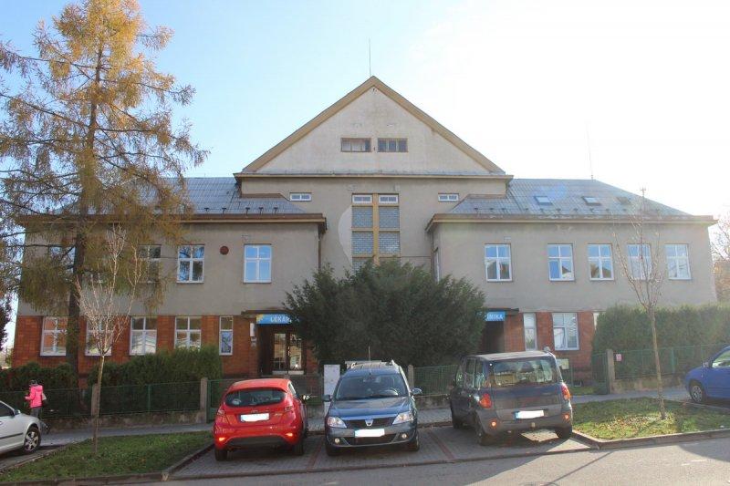 Brno - Poliklinika Dobrovského